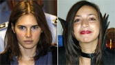 Amanda Knox and Meredith Kircher
