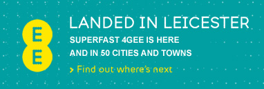20 Cities 4GEE
